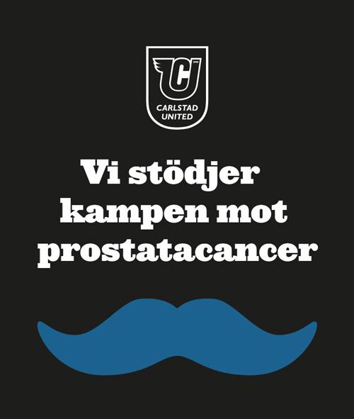 CU stödjer kampen mot prostatacancer