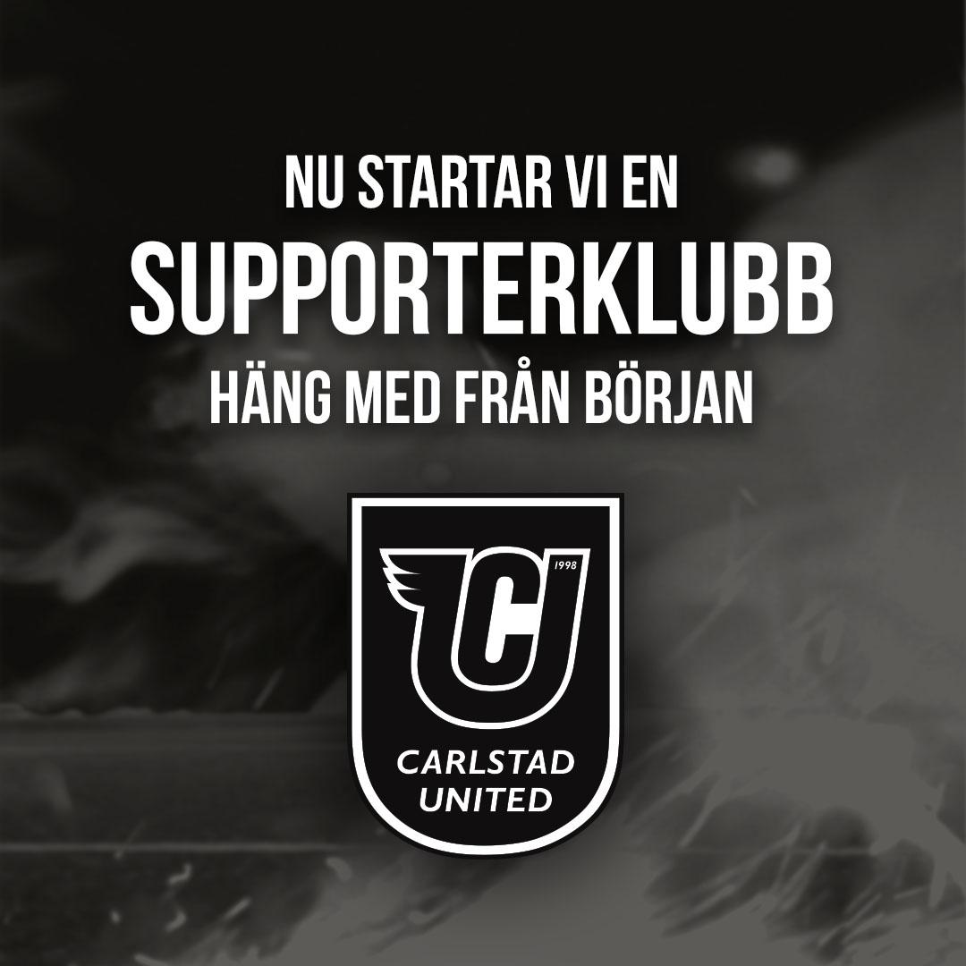Nu startar vi en supporterklubb