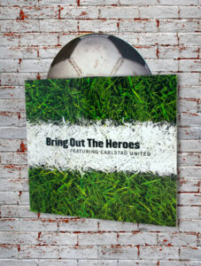 Bring out the heroes - CD-skiva